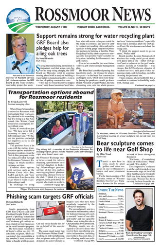 Rossmoor News eEdition